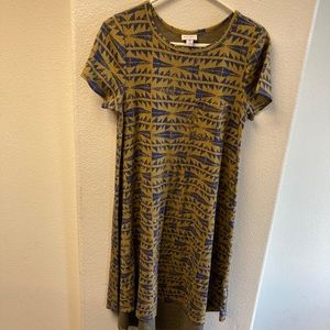 LuLaRoe Hi-Low Dress (S)